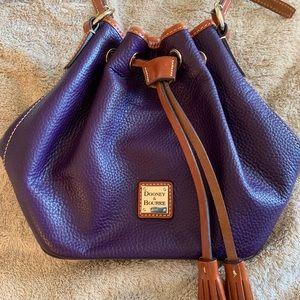 Dooney & Bourke Cross-Body Hobo  Bag